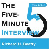Cover image for The five-minute interview 3rd edition