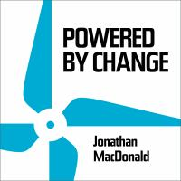 Cover image for Powered by change how to design your business for perpetual success