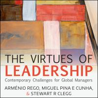 Cover image for The virtues of leadership contemporary challenges for global managers