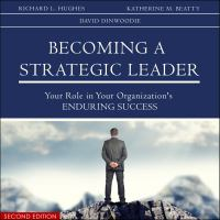 Cover image for Becoming a strategic leader your role in your organization's enduring success 2nd edition