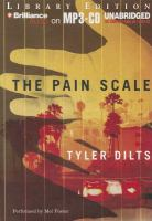 Cover image for The pain scale [sound recording MP3]