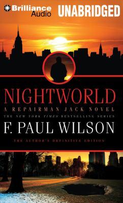 Imagen de portada para Nightworld. bk. 6 [sound recording CD] : Adversary cycle