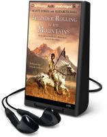 Cover image for Thunder rolling in the mountains