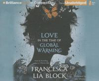 Cover image for Love in the time of global warming