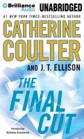 Cover image for The final cut. bk. 1 Brit in the FBI series
