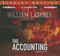 Cover image for The accounting a thriller