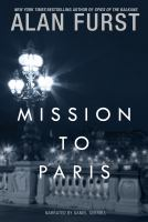 Cover image for Mission to Paris