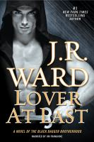 Cover image for Lover at last. bk. 11 Black Dagger Brotherhood series