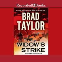 Cover image for The widow's strike. bk. 4 Pike Logan series