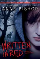 Cover image for Written in red