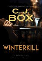 Imagen de portada para Winterkill. bk. 3 Joe Pickett series