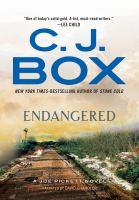 Imagen de portada para Endangered. bk. 15 Joe Pickett series