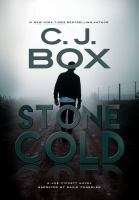Cover image for Stone cold