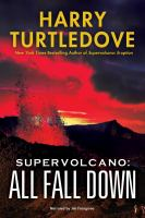 Cover image for Supervolcano. All fall down