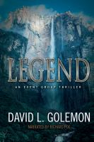 Cover image for Legend. bk. 2 [sound recording CD] : Event Group series
