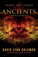 Cover image for Ancients. bk. 3 [sound recording CD] : Event Group series