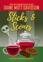 Cover image for Sticks & scones
