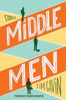 Cover image for Middle men stories