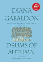 Imagen de portada para Drums of autumn