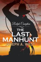 Cover image for The last manhunt