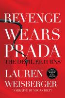Cover image for Revenge wears Prada the Devil returns