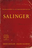 Cover image for Salinger