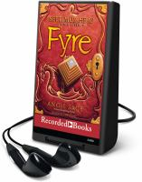 Cover image for Fyre. bk. 7 [Playaway] : Septimus Heap series