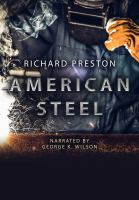Cover image for American steel