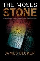 Cover image for The Moses stone