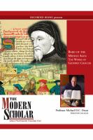 Cover image for Bard of the Middle Ages the works of Geoffrey Chaucer