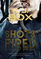 Imagen de portada para Shots fired [sound recording CD] : stories from Joe Pickett Country