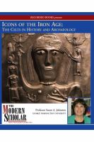 Cover image for Icons of the Iron age the Celts in history and archaeology