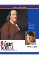 Cover image for The life and times of Benjamin Franklin