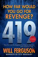 Cover image for 419