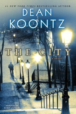 Cover image for The city [sound recording CD]