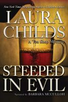 Cover image for Steeped in evil