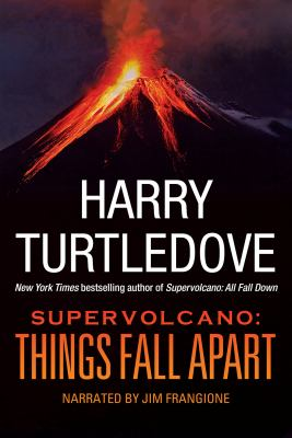 Cover image for Supervolcano. Things fall apart