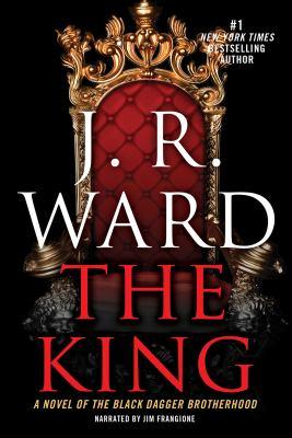 Cover image for The king. bk. 12 Black Dagger Brotherhood series