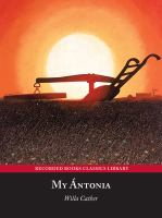 Cover image for My Antonia