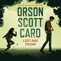 Cover image for Lost and found [sound recording CD]