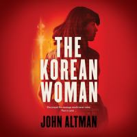 Cover image for The Korean woman [sound recording CD]
