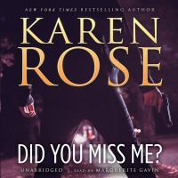 Cover image for Did you miss me?