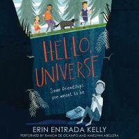 Cover image for Hello, universe [sound recording CD]