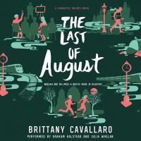 Imagen de portada para The last of August. bk. 2 [sound recording CD] : Charlotte Holmes series