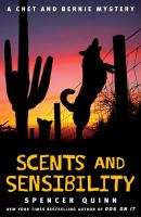 Cover image for Scents and sensibility. bk. 8 : Chet and Bernie mystery series
