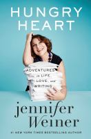Cover image for Hungry heart : adventures in life, love, and writing