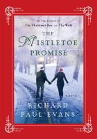 Imagen de portada para The mistletoe promise