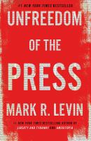 Cover image for Unfreedom of the press