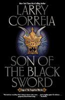 Cover image for Son of the black sword. bk. 1 : Saga of the forgotten warrior series