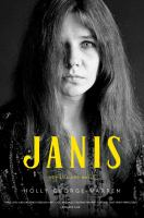 Cover image for Janis : her life and music